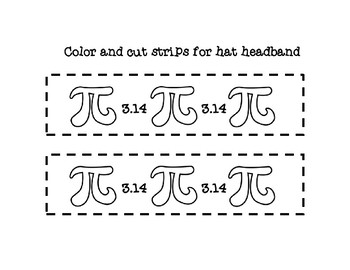 Pi Day Hat