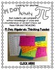 Pi Day Investigation Activity *Freebie*