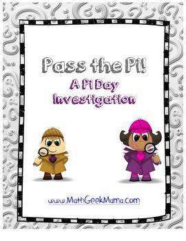 Pi Day Investigation: Understanding the Number Pi