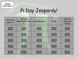 Pi Day Jeopardy