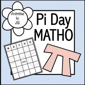 Pi Day MATHO