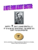 Pi Day - March 14