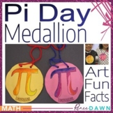 Pi Day Medallion and Activities