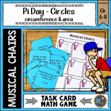 Pi Day Musical Chairs