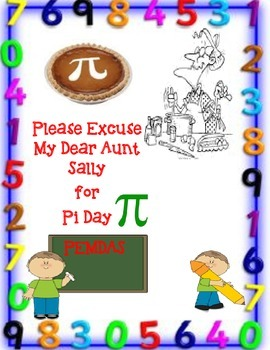 Pi Day-Order of Operations