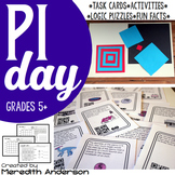 Pi Day Activities for Grades 5 & Up