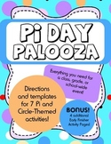 Pi Day Palooza! Activities and Centers