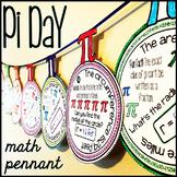 Pi Day Math Pennant Activity