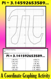 Pi - A Coordinate Graphing Activity
