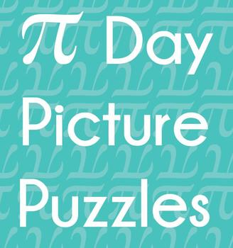 Pi Day Picture Puzzles