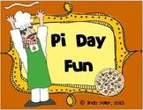 Pi Day: Pi(e) In The Sky Enrichment