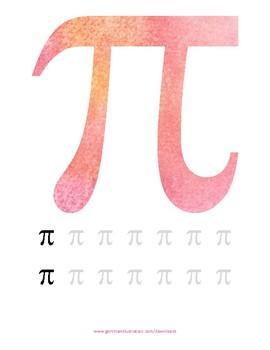 Pi Day Printable
