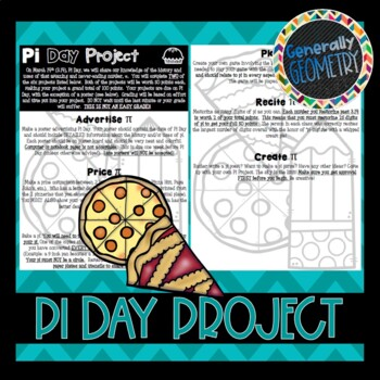 Pi Day Project; Geometry