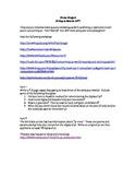 Writing Project:  Pi Day - Writing a Pi-em (Any Level)