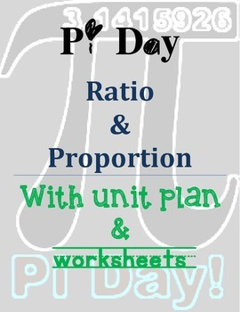 Pi Day Ratio & Proportion