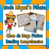 Cinco de Mayo Reading Comprehension Passage and Questions + Fluency