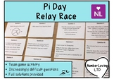Pi Day (Relay Race)