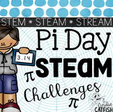 Pi Day STEAM Challenges