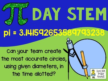 Pi Day STEM Challenge