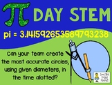 Pi Day STEM Challenge