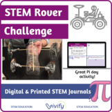 STEM Space Rover Engineering Challenge (Pi Day)