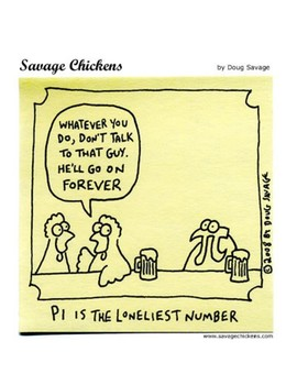 Pi Day Signs