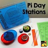 Pi Day Stations