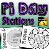 Pi Day Stations
