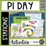 Pi Day Math Stations