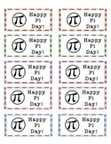Pi Day Stickers