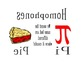 Pi Day T-Shirt Template