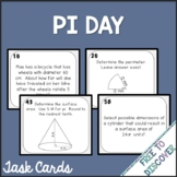 Pi Day Activity - Task Cards