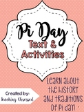 Pi Day Text and Activities (Upper Elementary)