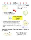 Pi Day Unit Plan