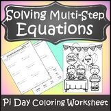 Pi Day Activities for High School {Pi Day Activities for Middle School}
