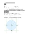 Pi Day Worksheets