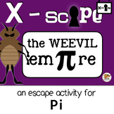 Pi Day  - Xscape the WEEVIL emPIre