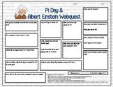 Pi Day and Albert Einstein Webquest