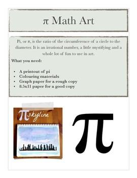 Pi Math Art