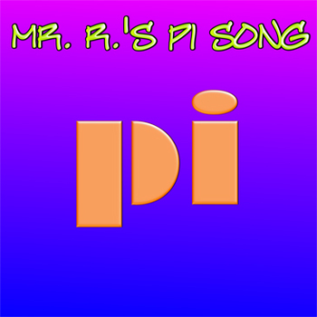 Pi Song- (music from the video)- a great one for pi day!