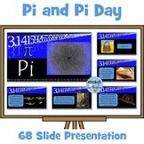 Pi and Pi Day Presentation - 62 Slides