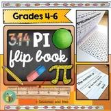 Pi Day Activities {Flip book}