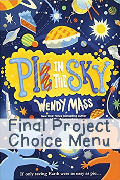 Pi in the Sky Novel Study