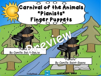 Pianists from Carnival of the Animals