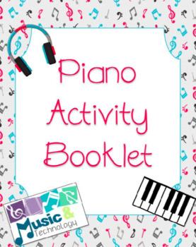 Piano Activity Booklet
