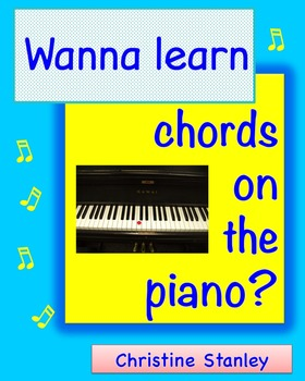 Piano Chords in 12 Key Signatures - Teach yourself to play