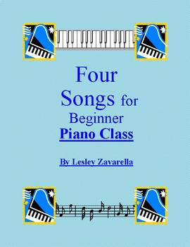 Piano Class Beginning Songs