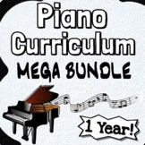 Piano Curriculum ~Pro~ Piano Lessons For Beginner Pianists