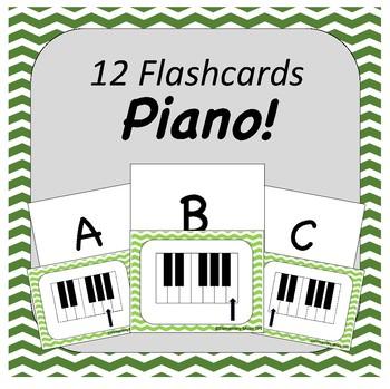Piano Flashcards