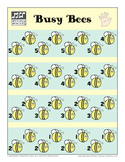 Piano Game Activity: Busy Bees
